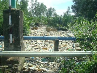 Brunei waters facing pollution threat